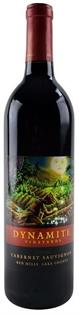 Dynamite Vineyards Cabernet Sauvignon 2013 750ml